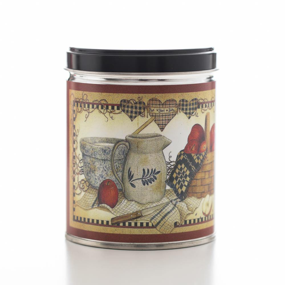 Apple Pie Tin Candle - Our Own Candle Company NI