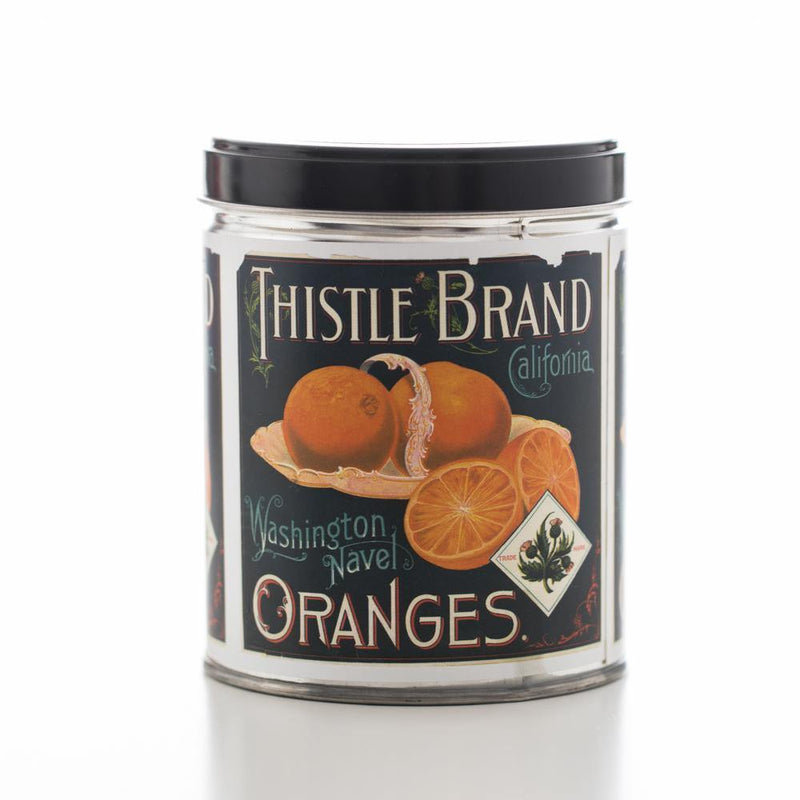 Orange Cream Tin Candle - Our Own Candle Company NI