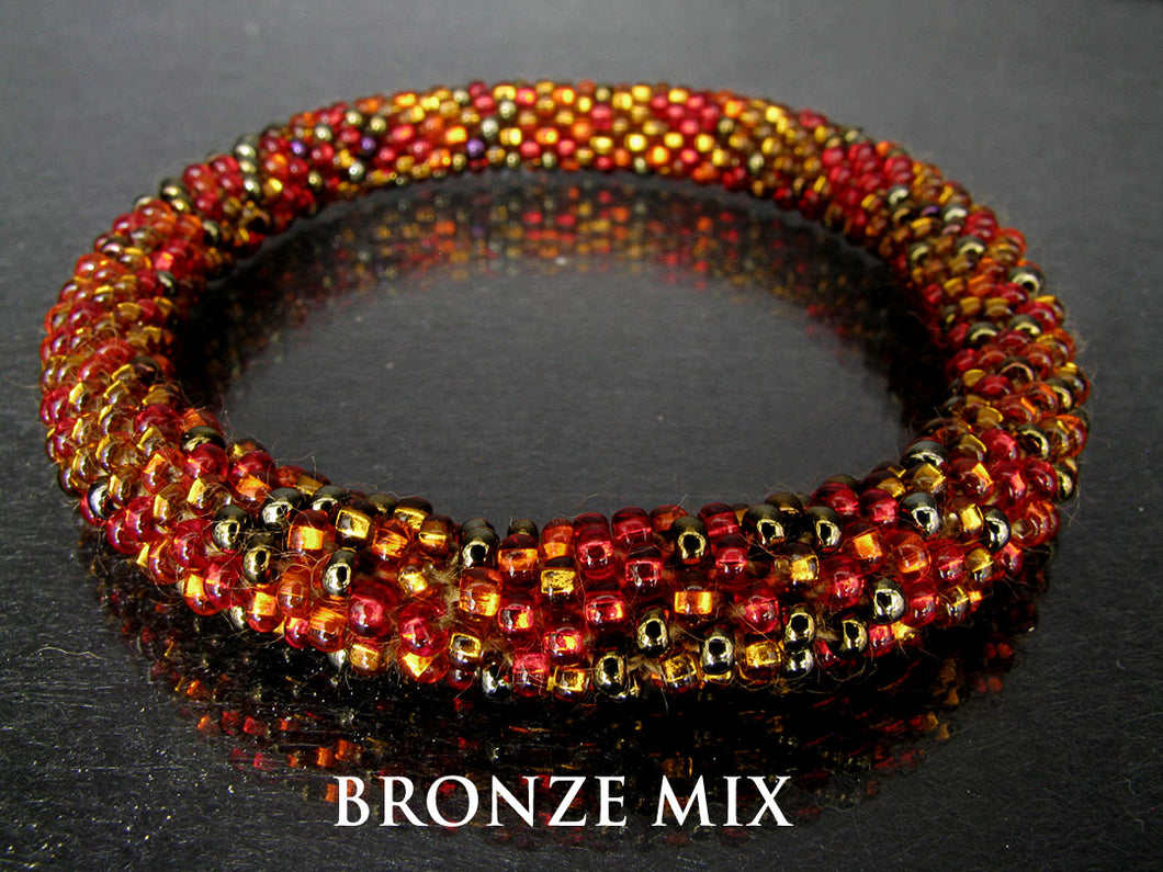Autumn Harvest Roll-On Bracelet