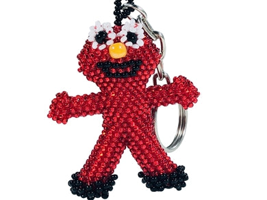 Elmo Key Chain l Backpack Charm