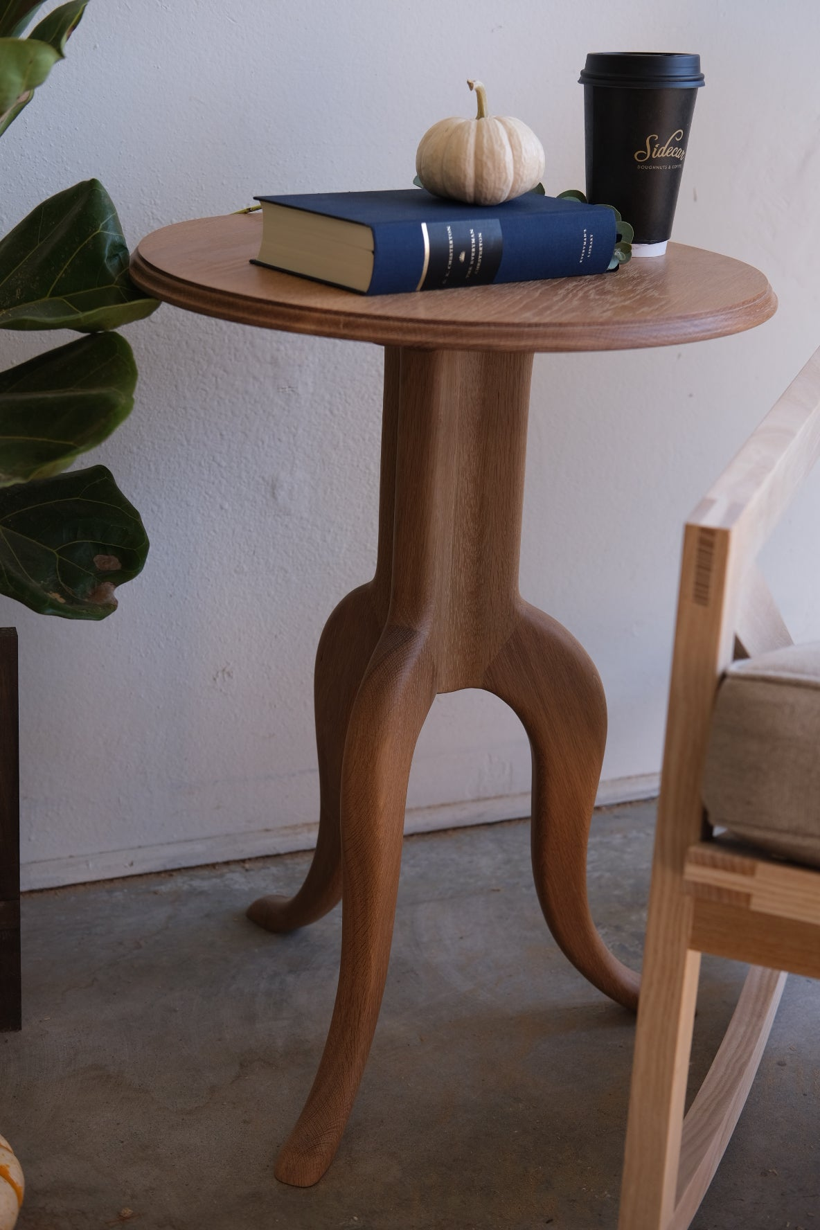 The Evans End Table