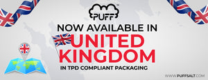 puff bar united kingdom distributor
