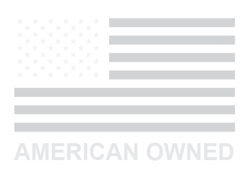 American Flag - American Owned Company