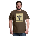 Load image into Gallery viewer, Karma Tee - noble brown