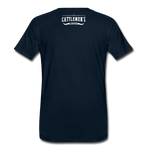 Load image into Gallery viewer, Karma Tee - deep navy