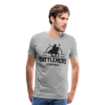 Load image into Gallery viewer, Classic Cattlemen's Tee - heather gray