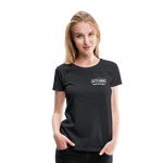 Load image into Gallery viewer, No Coffee No Talkie Tee - black