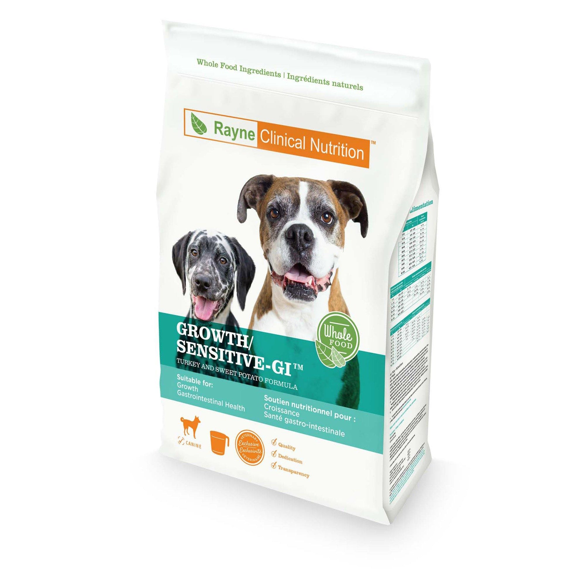 Growth/Sensitive-GI Canine Bag