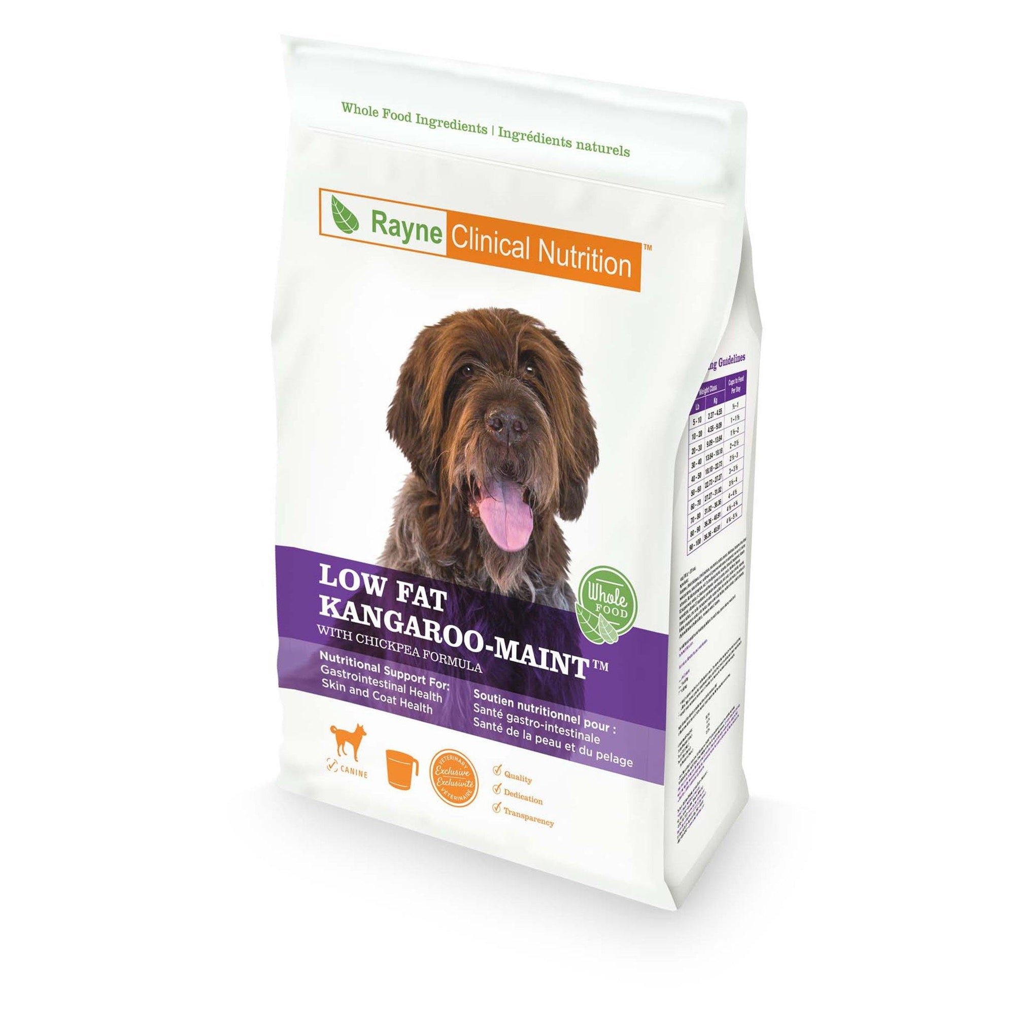 Low Fat Kangaroo-MAINT Canine Bag