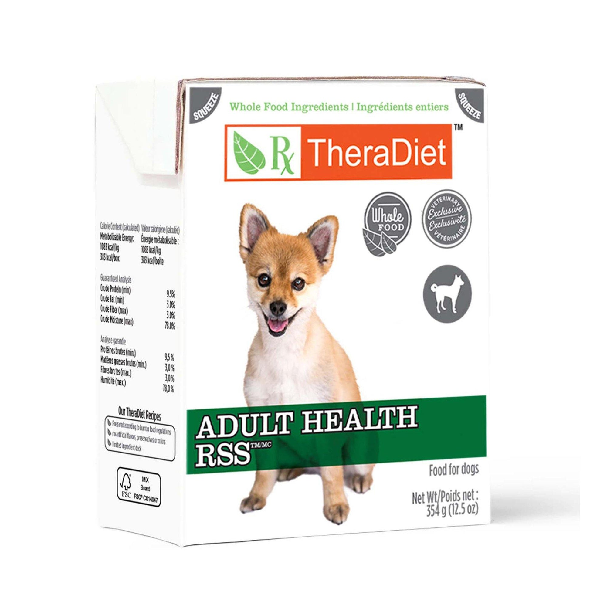 Adult Health-RSS Canine Stew