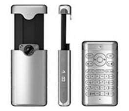This concept cell phone is styled on a hip flask. It is named after the Volstead Act, which made alcoholic beverages illegal in the United States during the 1920's. This law was responsible for the overwhelming popularity of the flask, as its curved, slender form was easy to conceal in one's garments. To own a hip flask became a statement opposing the Volstead Act. Commissioned by the AU Design Project.