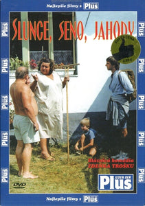 Sun, Hay, Strawberries (Slunce, seno, jahody) Czech classic comedy on DVD with subtitles