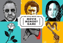 Load image into Gallery viewer, The Little White Lies Movie Memory Game