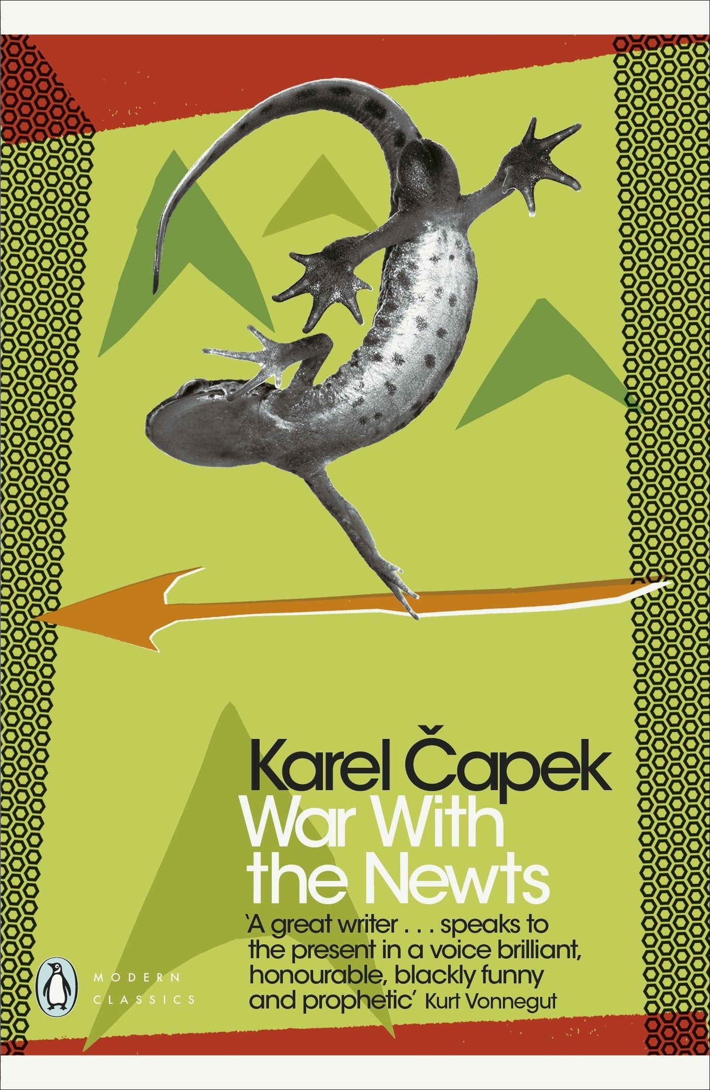 Karel Capek: War with the Newts (Valka s mloky) | Czech Sci-fi | Book in English - Czech Poster Gallery