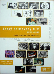 Czech animated film 1925-1945 - Czech Film Poster Gallery