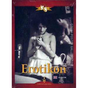 EROTICON Czech DVD With Subtitles