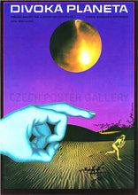 Load image into Gallery viewer, The Fantastic Planet | La Planète Sauvage | Czech Movie  Poster