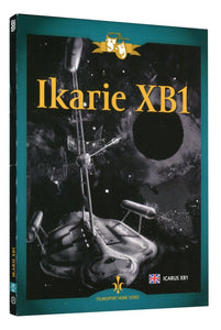 "IKARIE XB 1 (ICARUS XB1) also known as ""Voyage to the end of the Universe"" REMASTERED, Uncut version on DVD with subtitles - Czech Poster Gallery"