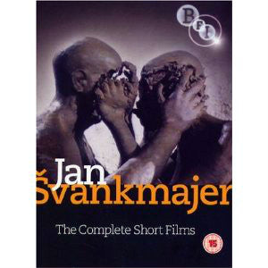 JAN SVANKMAJER - THE COMPLETE SHORT FILMS DVD COLLECTION