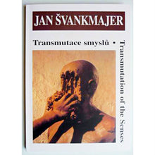 Load image into Gallery viewer, Jan Svankmajer - Transmutation of Senses | Book