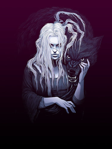 Marketa Lazarova by Becky Cloonan - Czech Film Poster Gallery
