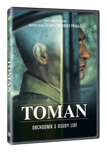 Toman - DVD - Czech Film Poster Gallery