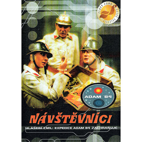 VISITORS | Navstevnici- 5 DVD