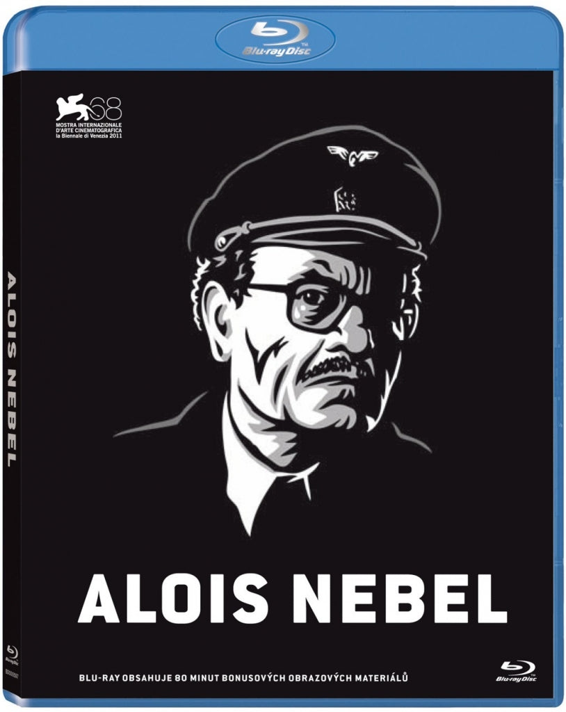 ALOIS NEBEL Blu-Ray - Czech Film Poster Gallery