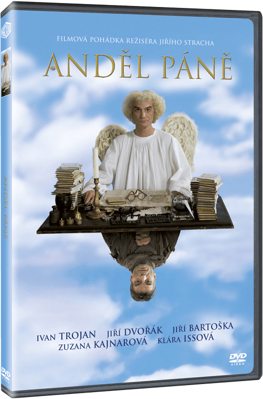 Angel of the Lord (Andel Pane) | Czech Fairytale | DVD