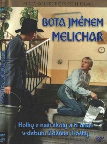 Shoe Named Melichar (Bota jmenem Melichar) Czech family comedy on DVD - Czech Poster Gallery