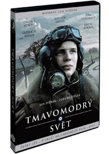 Dark Blue World (Tmavomodry Svet) DVD - Czech Film Poster Gallery