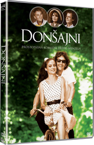 The Don Juans (Donšajni) Jiri Menzel's film on DVD with subtitles - Czech Poster Gallery