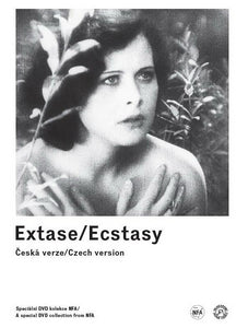 extase Ecstasy Hedy Lamarr in controversial erotic film on dvd with english subtitles - czechpostergallery.com