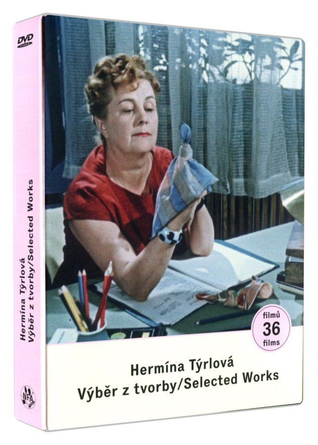 HERMINA TYRLOVA - SELECTED WORKS | Czech Animation | 3 DVD Collection