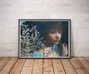 Valerie And Her Week Of Wonders Film Poster Print Valerie Staring Out Of Window Wall Hanging Decoration - Czech Film Poster Gallery