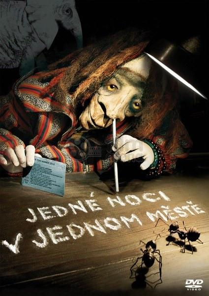 ONE NIGHT IN A CITY | Jedne noci v jedmom meste | Czech animation | DVD - Czech Poster Gallery