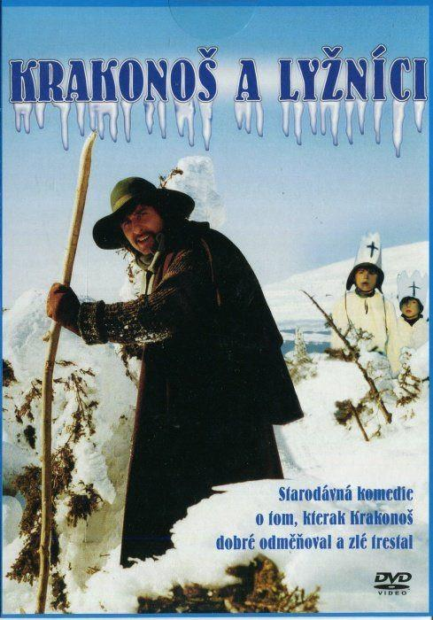 KRAKONOS A LYZNICI Czech Winter Family Movie DVD