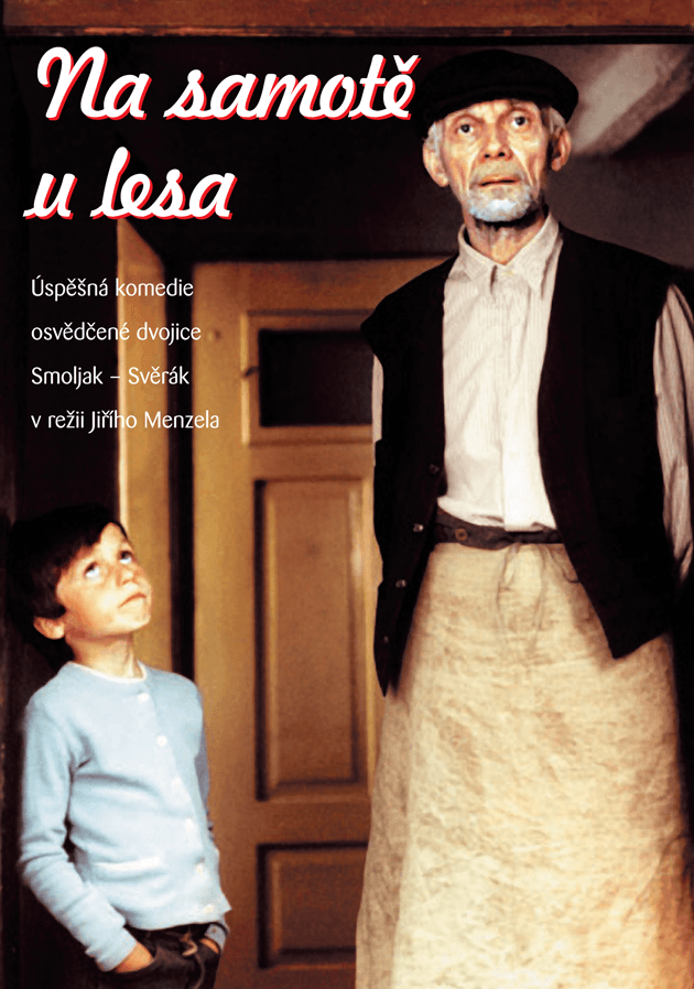 Seclusion Near a Forest - Na samote u lesa, a film bymJiri Menzel  Czech DVD with subtitles - Czech Poster Gallery