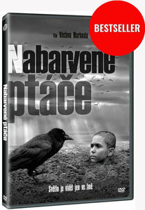 The Painted Bird (Nabarvene Ptace) DVD or Blu-ray Czech movie with subtitles - Czech Film Poster Gallery