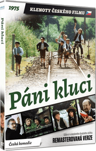 BOYS WILL BE BOYS | Pani Kluci | Czech Film | DVD