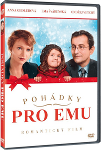 FAIRY TALES FOR EMMA - Pohadky pro Emu | Czech Romantic Film | DVD