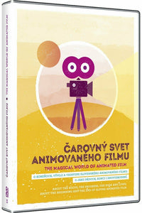 The Magical World Of Animated Film - Carovny svet animovaneho filmu, 2x ✓Official DVD - Czech Poster Gallery