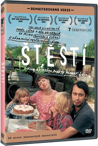 Something Like Happiness (Stesti) Remastered Czech DVD with subtitles