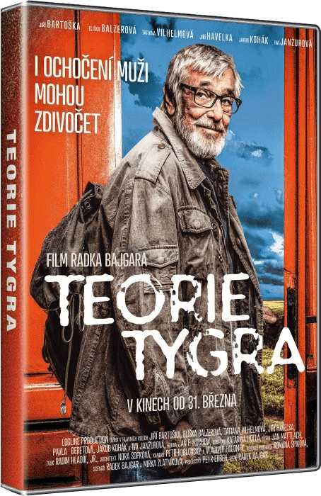THEORY OF TIGER | Teorie Tygra | Czech Film | DVD
