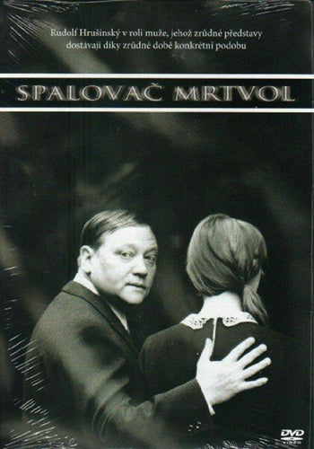 THE CREMATOR (Spalovac Mrtvol) DVD - Czech Film Poster Gallery