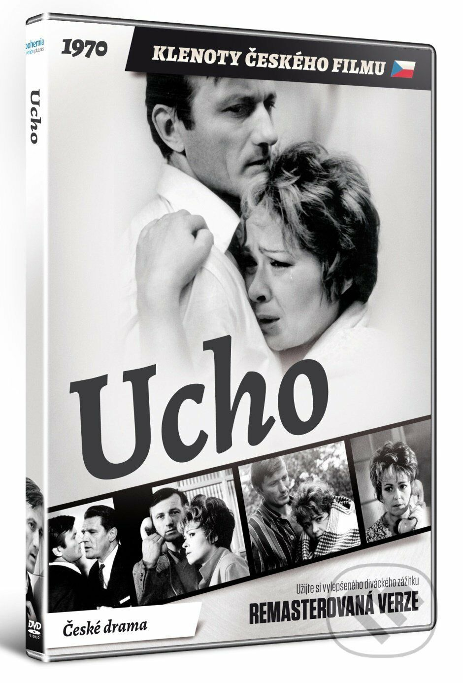 THE EAR (Ucho) DVD - Czech Film Poster Gallery