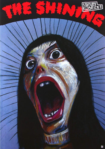 THE SHINING Polish Poster - Czech Film Poster Gallery