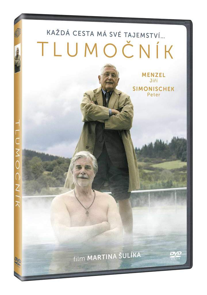 THE INTERPRETER - Tlumocnik | Jiri Menzel | DVD