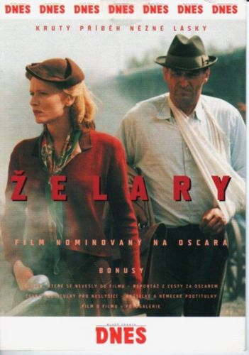 Zelary Czech Film on DVD with subtitles - Czech Poster  Gallery