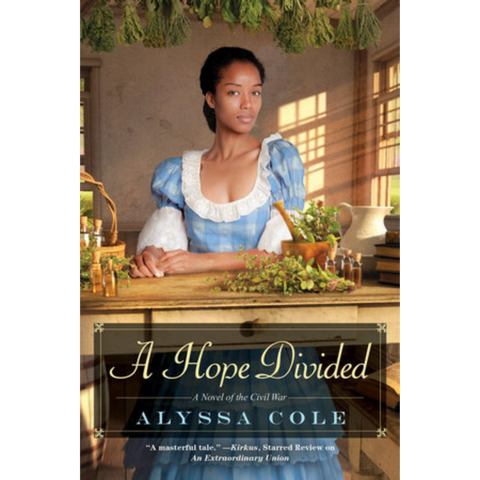 a hope divided alyssa cole